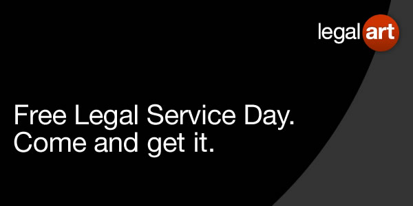 From LegalArt: Free Legal Service Day for Miami Artists and Arts Organizations April 3rd