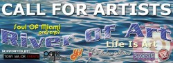 River Of Art Call for Artists