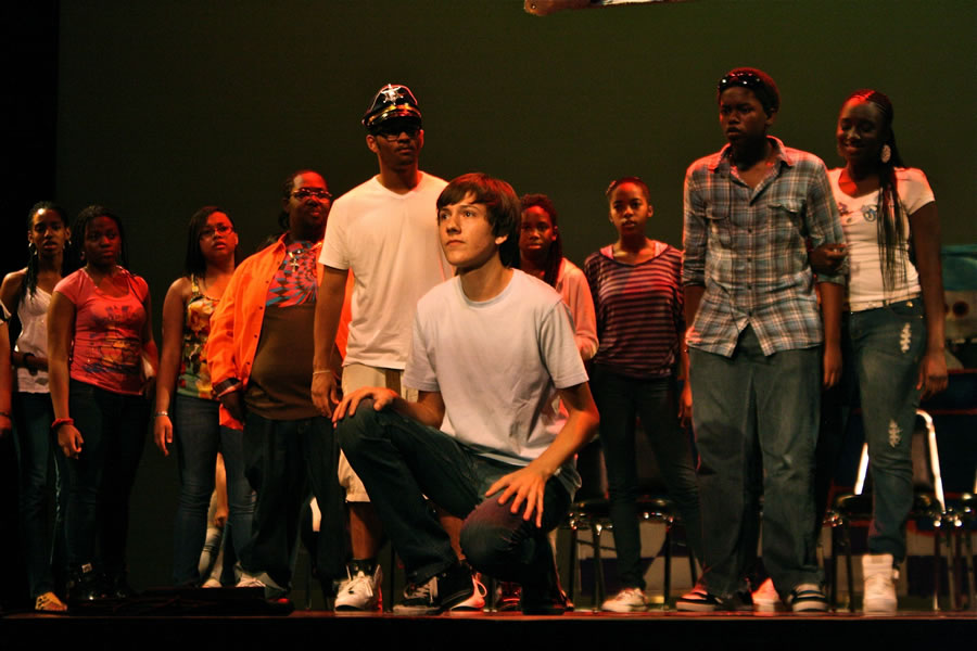 Voices United, An All Youth Arts Organization Hosts Auditions/Interviews October 15, 2011