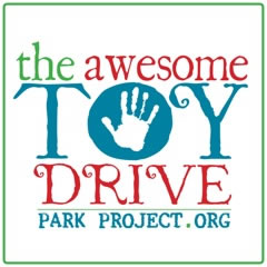 The Awesome Toy Drive at Multiversal December 1-4, 2011
