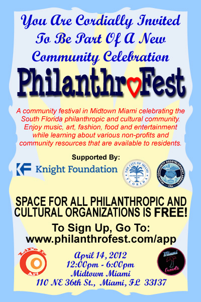 You Are Cordially Invited To Be Part Of A New Community Celebration