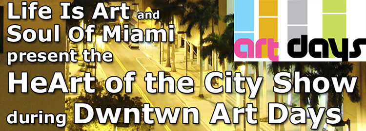 HeArt of the City Show Sponsorship Opportunities