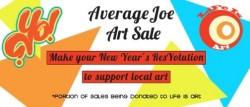 EVENT #68 YOMiami Average Joe Art Sale benefiting Life Is Art on January 5, 2014