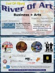 EVENT #102 River Of Art #19 Social Event at La Boca House February 24, 2015