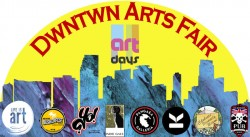 Life Is Art Official Call for Artists for Dwntwn Arts Fair, Deadline August 17, 2015