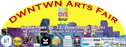 Volunteer at DWNTWN Arts Fair