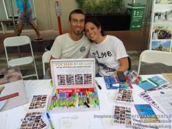 Photographs of Dwntwn Arts Fair on September 12-13, 2015