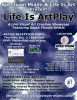 EVENT #115 Life Is ArtPlay at Spectrum Miami South Florida Artist Exhibition December 3-6, 2015