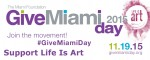Give Miami Day, November 19, 2015