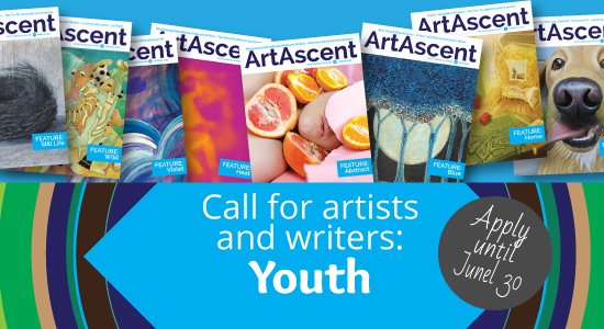 """From ArtAscent: Call for Artists """"Youth"""" International Call"""