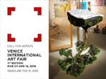 From ITS LIQUID GROUP: Call For Submissions: Venice International Art Fair 2019, Deadline February 15, 2019