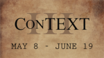 From Foundry Art Centre: Call for Artists ConTEXT III, Deadline 03/16/2020
