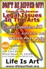 EVENT #38 Life Is Art Creative Connections #13 - Legal Issues in the Arts May 17, 2011
