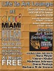 EVENT #46 Life Is Art Lounge at DocMiami benefiting Brick by Brick for Tanzania September 24-25, 2011