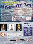 EVENT #81 Life Is Art presents River Of Art #14 Pop-Up Show and Networker on May 20, 2014