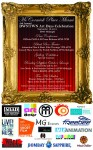 EVENT #90 Miami Downtown Arts District (MDAD) DWNTWN Art Days Kick-Off Party and Press Conference September 19, 2014