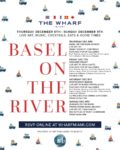 EVENT #127 Life Is Art at Basel On The River December 6-9, 2018
